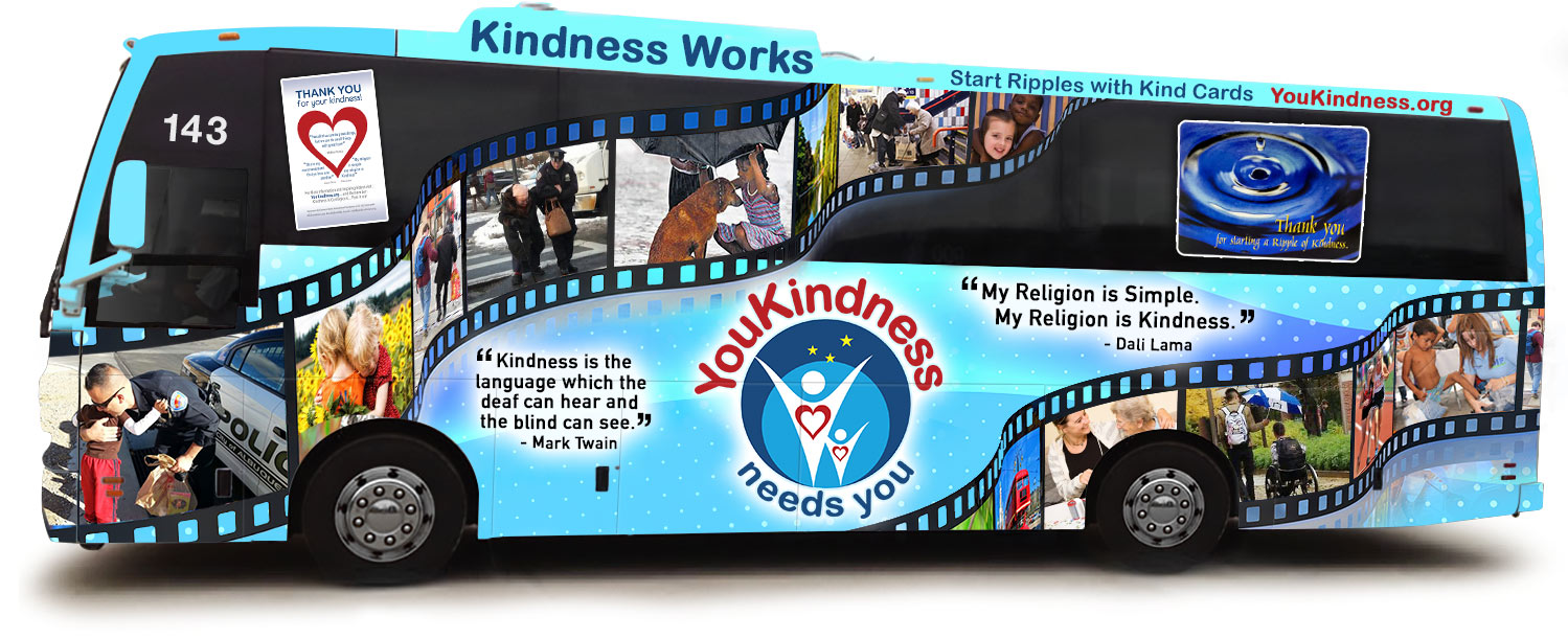 Kindness on the Road with Kind Bus