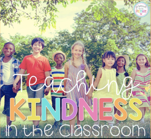 kindness works in classroom