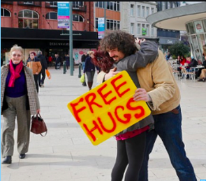 Free Hugs for Kindness
