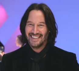 Kindness Works for Keanu Reeves