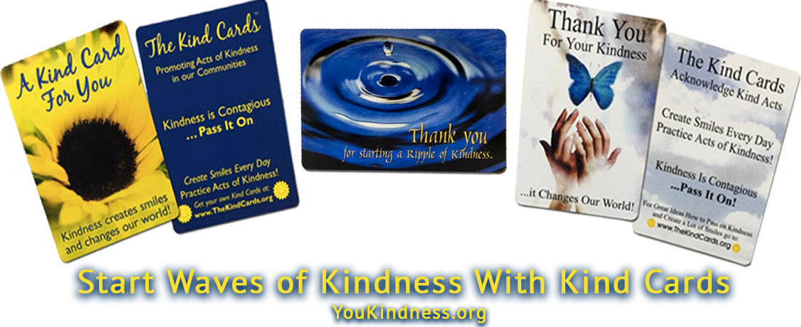 You-kindness Kind cards